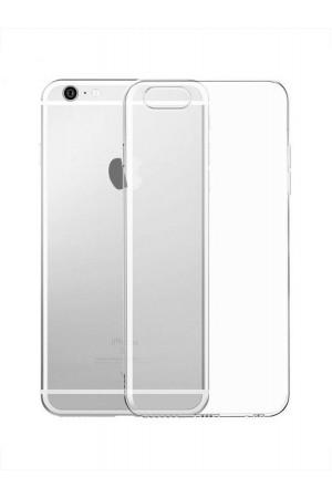 Чехол силиконовый для iPhone 6S, прозрачный