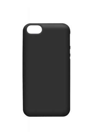 Чехол силиконовый для iPhone 8, черный