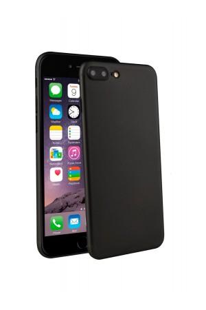 Чехол силиконовый для iPhone 7 Plus, черный