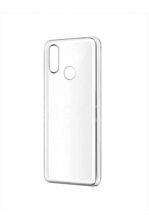 Чехол силиконовый для Honor 10 Lite, прозрачный, плотный
