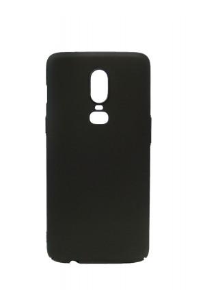 Чехол пластиковый для OnePlus 6, черный