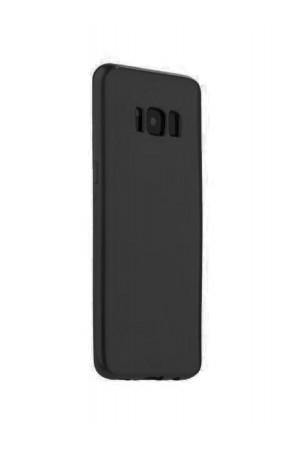 Чехол силиконовый для Samsung Galaxy S8, черный