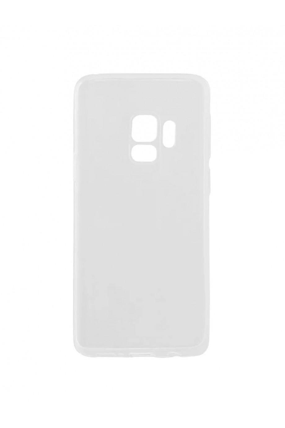 Чехол силиконовый Brauffen для Samsung Galaxy S9, прозрачный