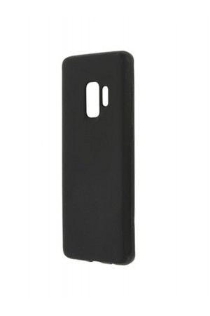 Чехол силиконовый для Samsung Galaxy S9, Soft Touch, черный