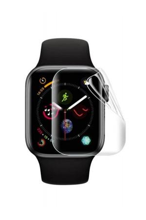 Гидрогелевая пленка 3D Ainy для Apple Watch 1/2/3 38 мм, 2 шт