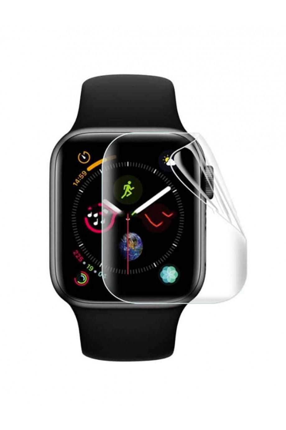 Гидрогелевая пленка 3D Ainy для Apple Watch 4/5 40 мм, 2 шт