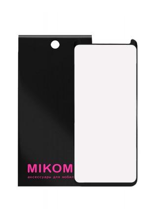 Защитное стекло 3D Mikomo для Samsung Galaxy S8, черная рамка