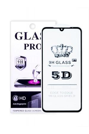 Защитное стекло 5D Glass Pro для Xiaomi Mi 9, черная рамка, полный клей