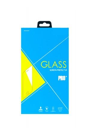 Защитное стекло 11D Glass Pro для Samsung Galaxy A20, черная рамка, полный клей