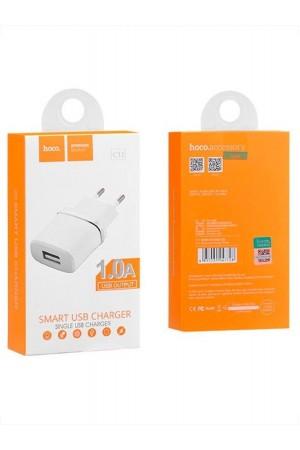 Зарядное устройство HOCO C11, 1 USB, 1 А