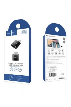 Адаптер HOCO UA5 USB – Type-C