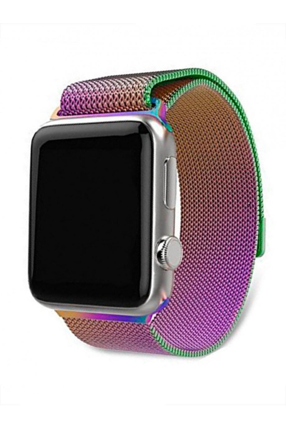 Металлический ремешок для Apple Watch 3 38 мм, hardened
