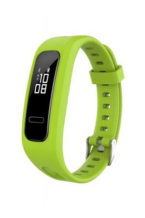 Силиконовый ремешок для Honor Band 4 Running, зеленый