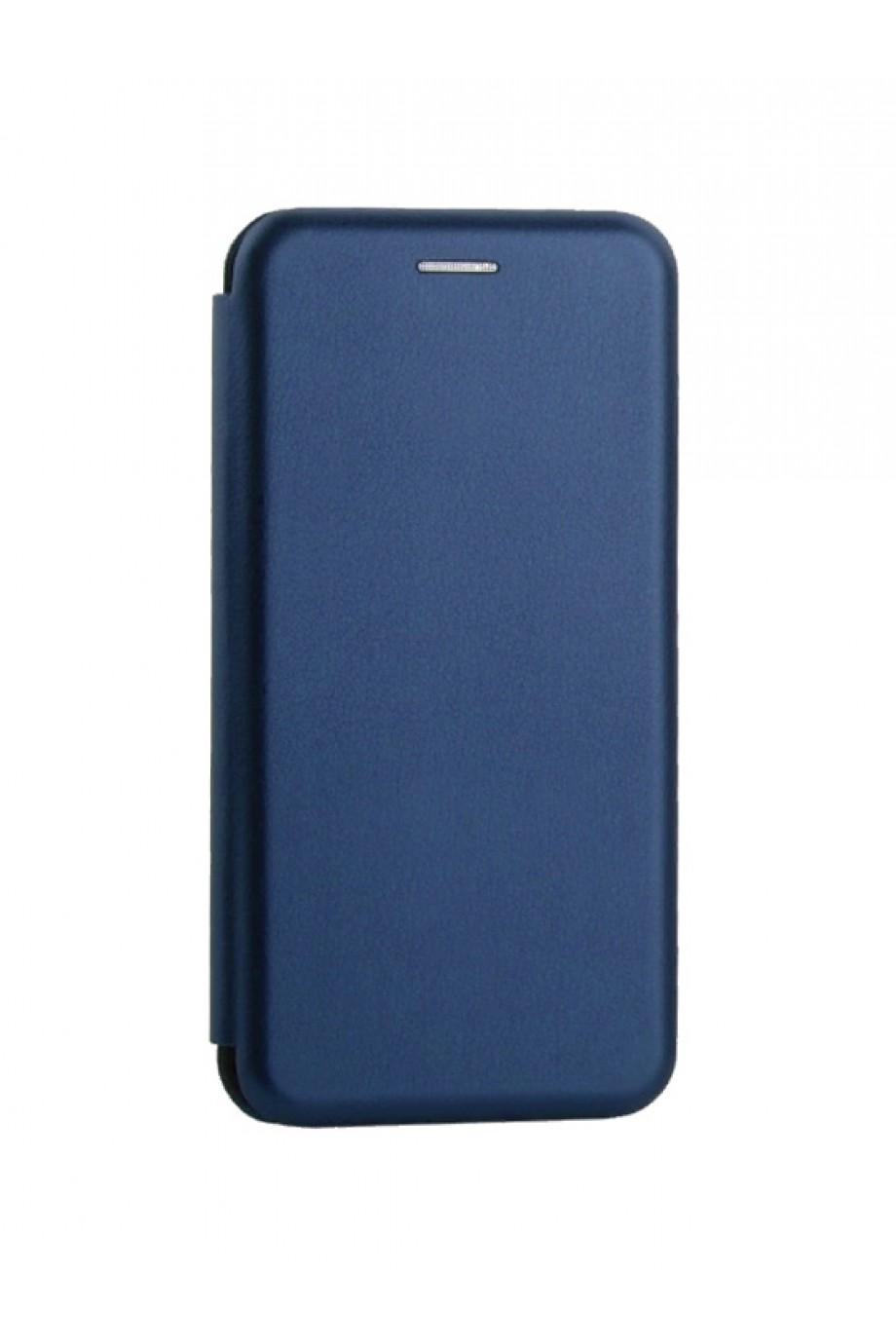 Чехол-книжка Brauffen для Xiaomi Mi A3 Lite, синий