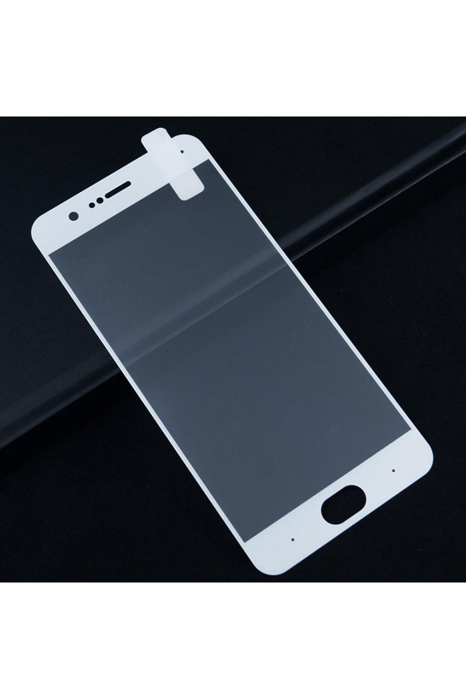 Защитное стекло 2.5D Mikomo для Xiaomi Mi Note 3, белая рамка