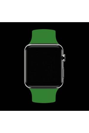Силиконовый ремешок для Apple Watch 3 38 мм, светло зеленый