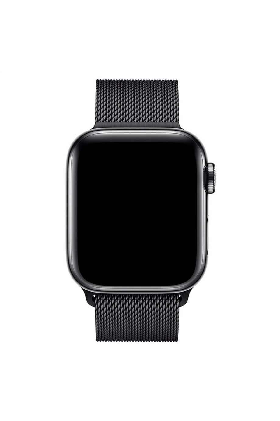 Металлический ремешок для Apple Watch 4/5 40 мм, черный