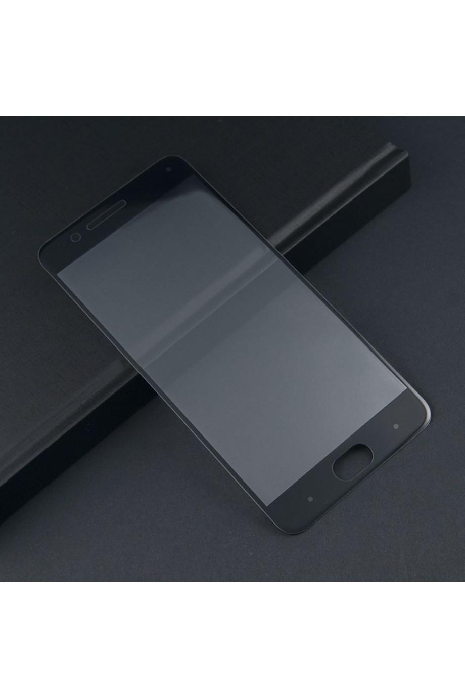 Защитное стекло 3D Mocolo для Xiaomi Mi Note 3, черная рамка