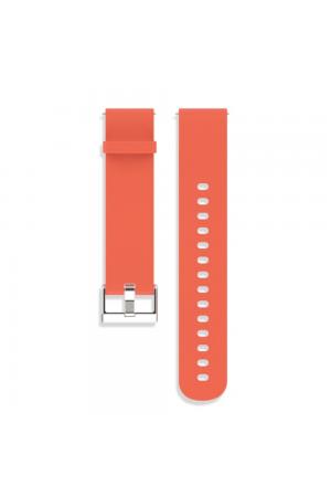 Силиконовый ремешок для Amazfit Bip, 20 мм, коралловый