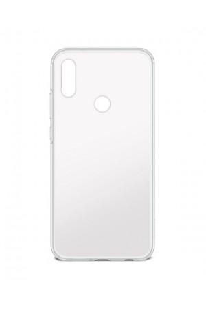 Чехол силиконовый для Honor 8S, плотный, прозрачный