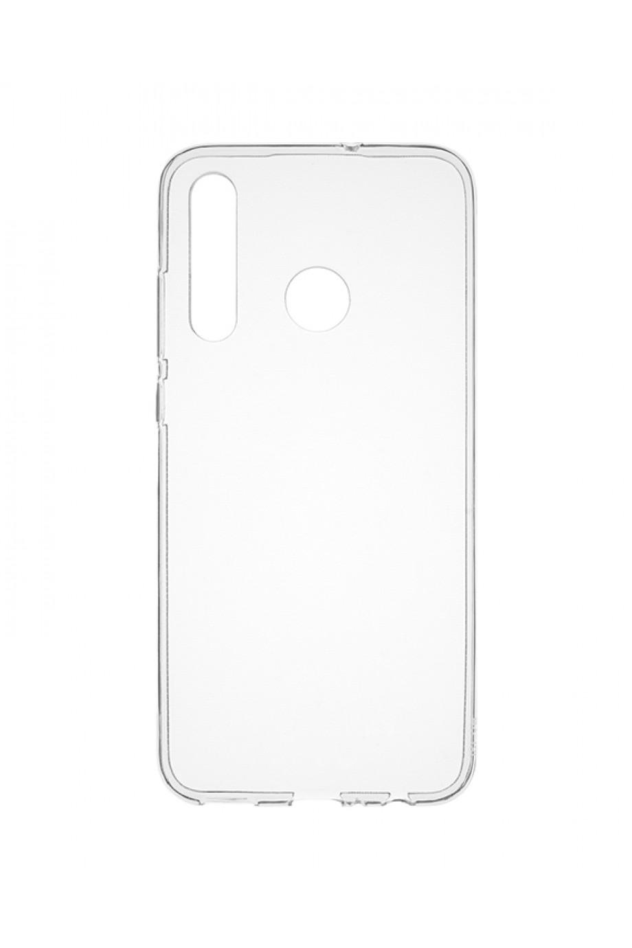 Чехол силиконовый для Honor 10i, плотный, прозрачный