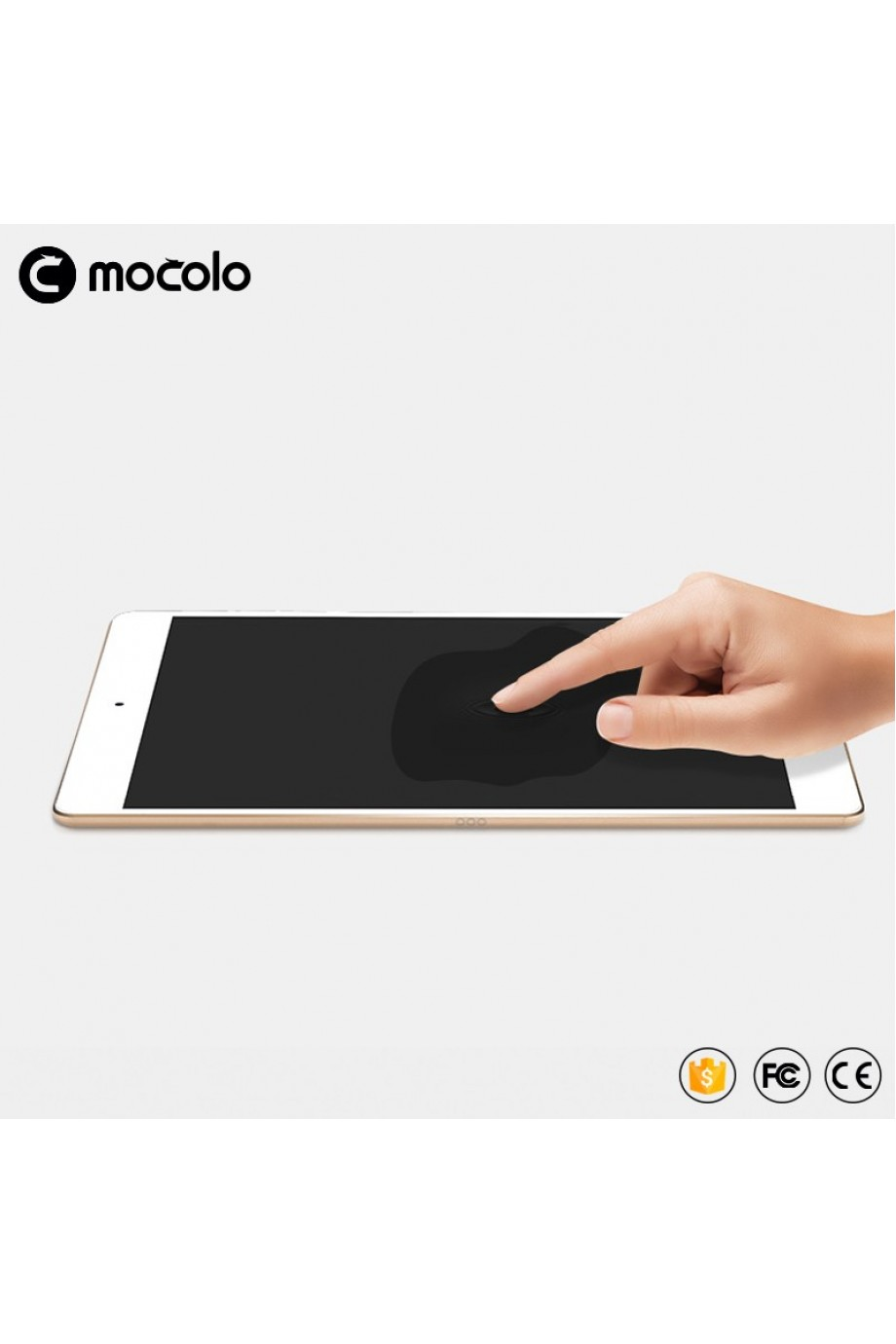 Защитное стекло Mocolo для iPad Pro 12.9