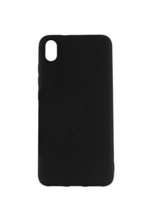 Чехол силиконовый для Xiaomi Redmi 7A, черный