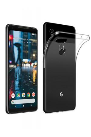 Чехол силиконовый для Google Pixel 3A XL, прозрачный
