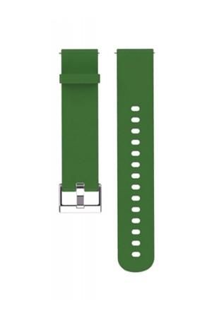 Силиконовый ремешок для Amazfit Bip, 20 мм, зеленый