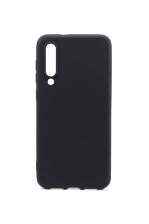 Чехол силиконовый Brauffen для Xiaomi Mi 9 SE, черный