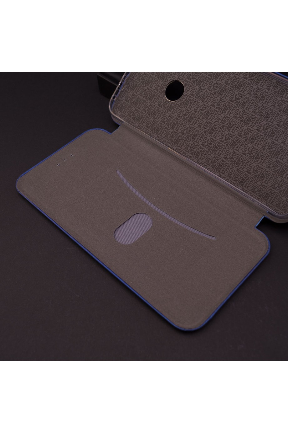 Чехол-книжка для Xiaomi Redmi Note 7 Pro, синий