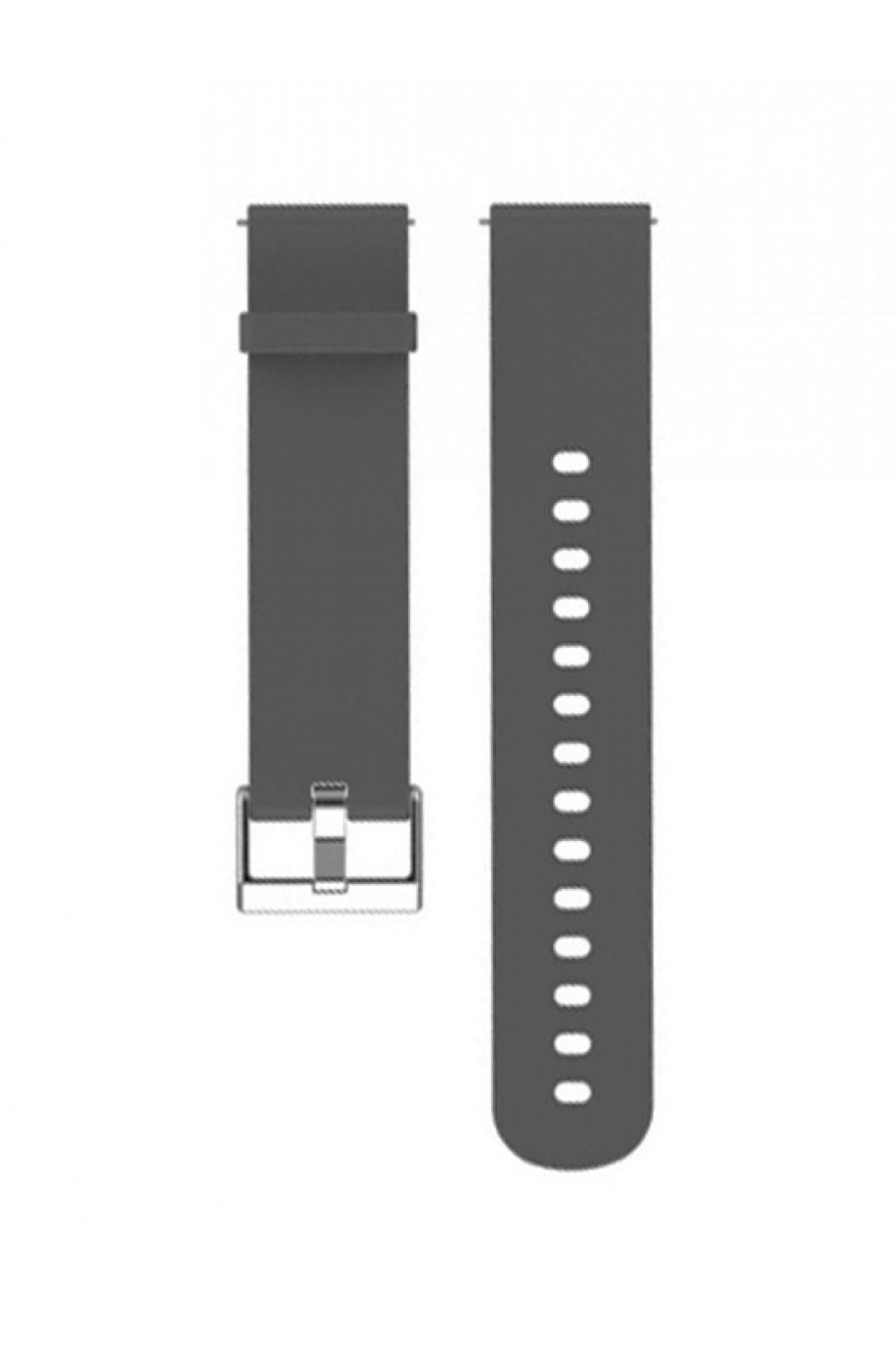 Силиконовый ремешок для Amazfit GTR 47 мм, 22 мм, застежка pin-and-tuck, оранжевый, mz-10