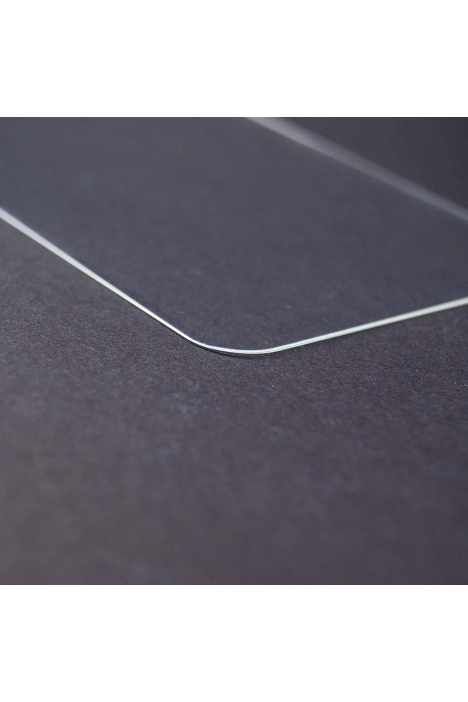 Защитное стекло 3D для Samsung Galaxy S10 Lite, UV с УФ лампой, полный клей