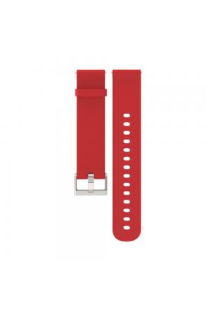 Силиконовый ремешок для Amazfit Bip, 20 мм, красный