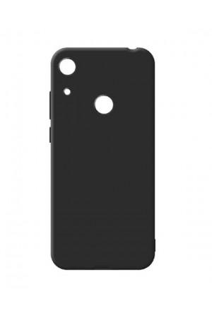 Чехол силиконовый для Huawei Y6 2019, черный