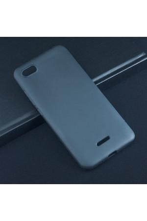 Чехол силиконовый для Xiaomi Redmi 6A, черный