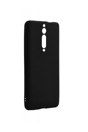 Чехол силиконовый для Xiaomi Redmi K20, черный