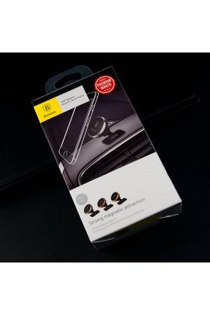Автомобильный держатель Baseus магнитный