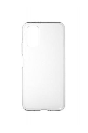 Чехол силиконовый для Honor V30 Pro, прозрачный