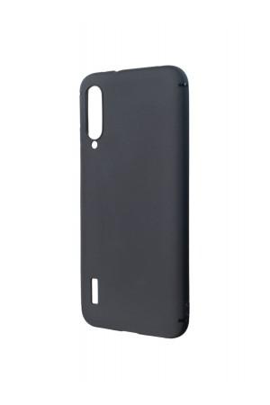 Чехол силиконовый для Xiaomi Mi CC9e, черный