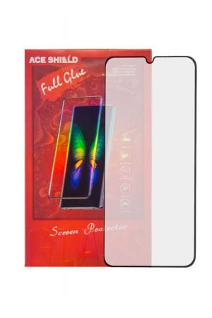 Защитное стекло Ace Shield 3D для Xiaomi Mi Note 10 Pro, черная рамка, полный клей, mk049