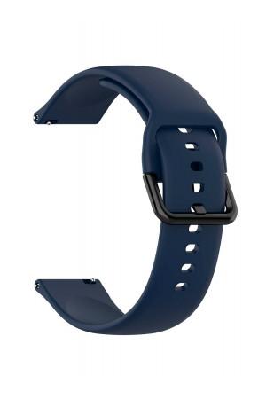 Силиконовый ремешок для Amazfit Bip, 20 мм, застежка пряжка, S90-008