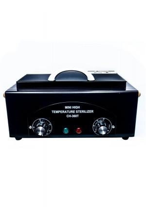 Стерилизатор сухожаровой Faceshowes CH-360T, 300 Вт, чёрный