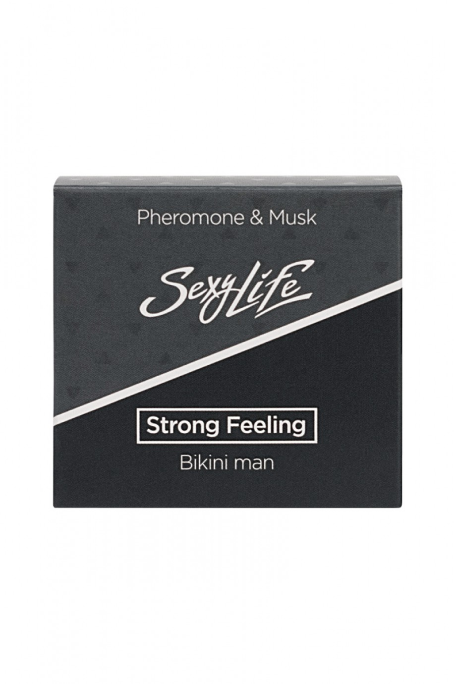 "Духи для бикини ""Sexy Life"" концентрированные, с феромонами Strong Feeling муж. 5 мл"