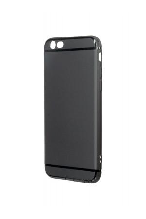Чехол силиконовый Brauffen для iPhone 6S, черный