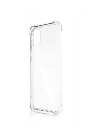 Чехол TPU для Samsung Galaxy A81 , противоударный, прозрачный
