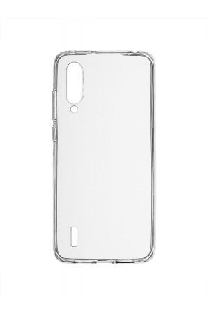 Чехол силиконовый для Xiaomi Mi 9 Lite, прозрачный