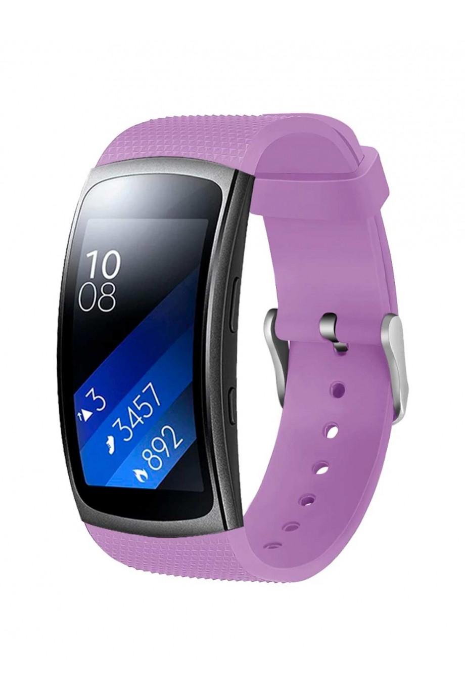 Силиконовый ремешок для Samsung Gear Fit 2 Pro, FT-0008