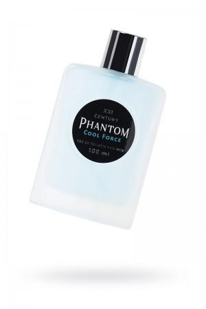 "Туалетная вода для мужчин ""Phantom Cool Force"" (Фантом Кул Форс) 100 мл"