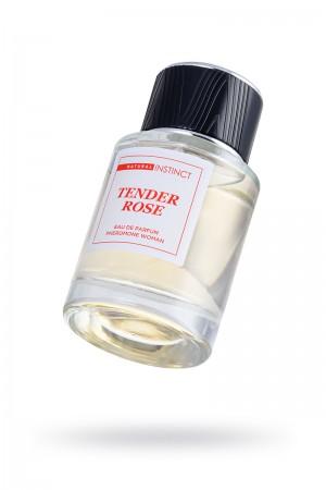 "Парфюмерная вода с феромонами Natural Instinct ""Tender Rose"" женские 50 мл"